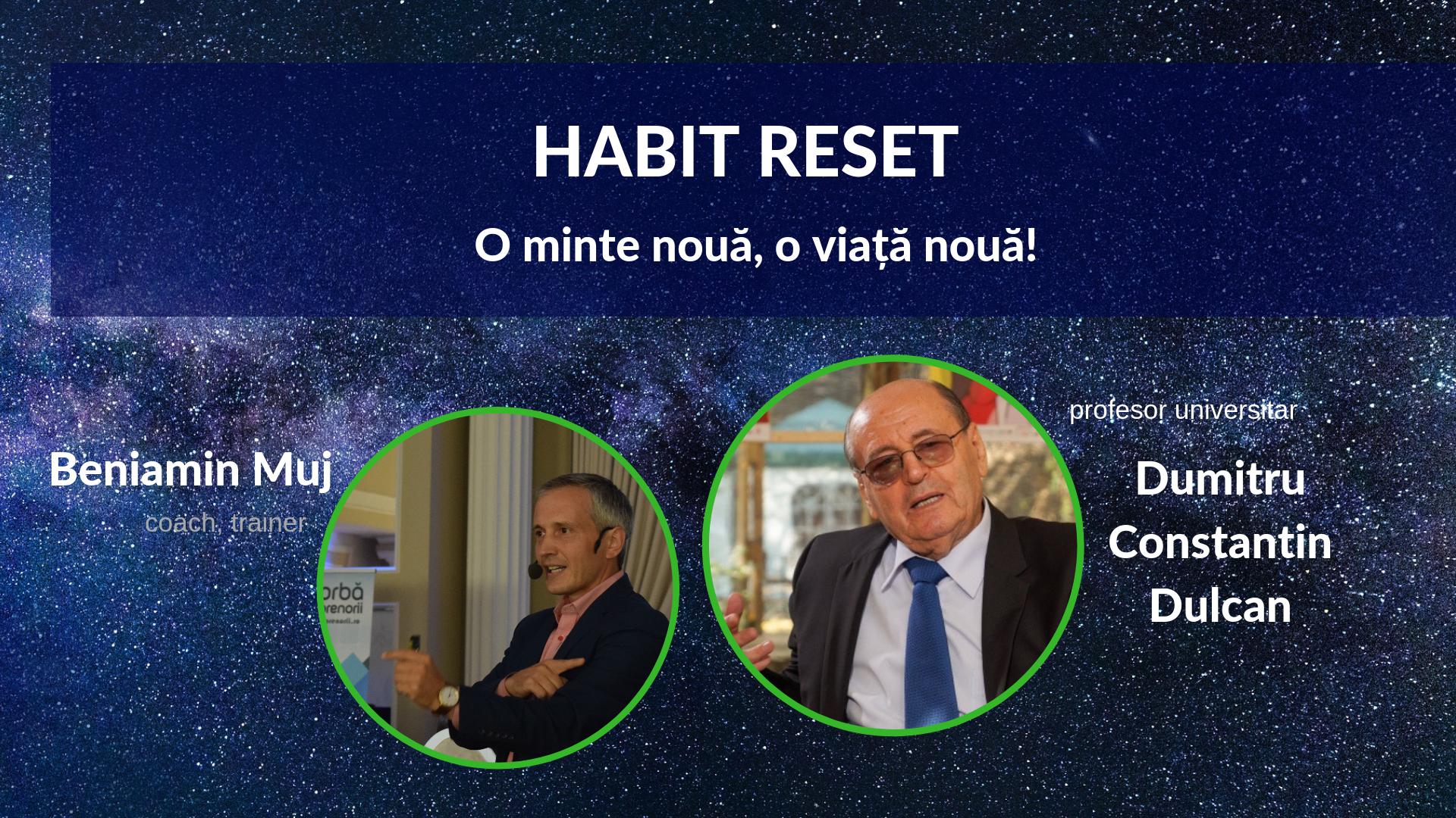 Habit Reset 2019
