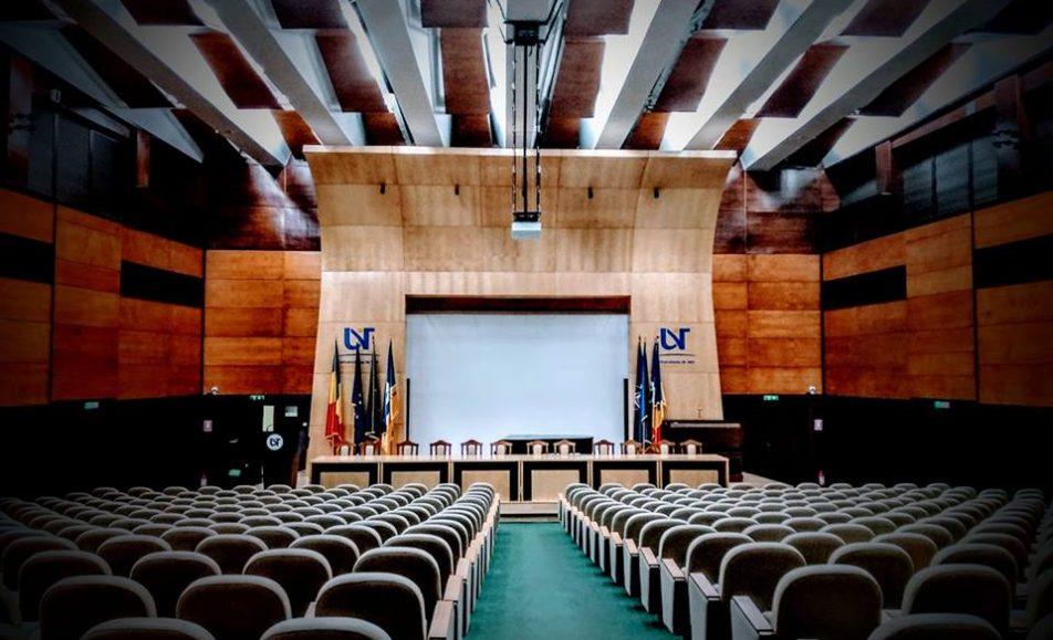 Aula Magna UVT